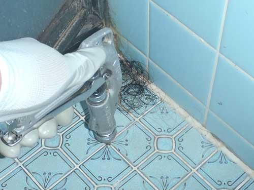 浴室のシロアリ予防
