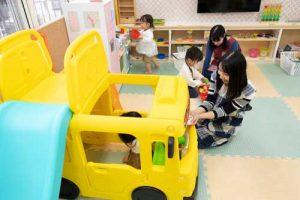 幼稚園の遊び