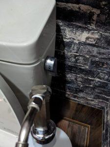 トイレのノブ